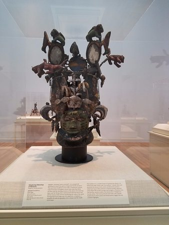 University of Michigan Museum of Art: Display pieces