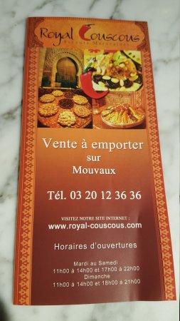 Bon Restaurant Couscous Marcq En Baroeul