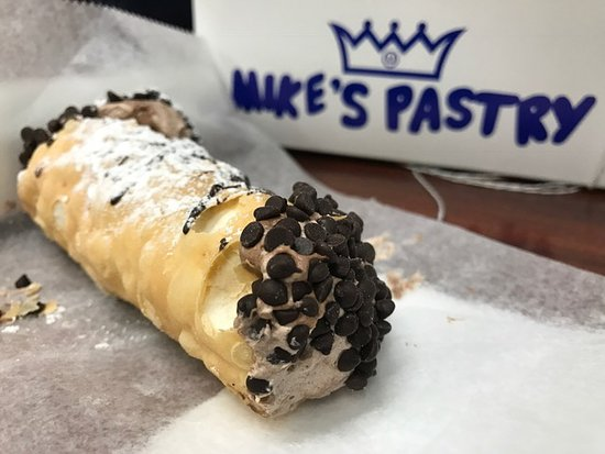 Image result for cannoli mikes