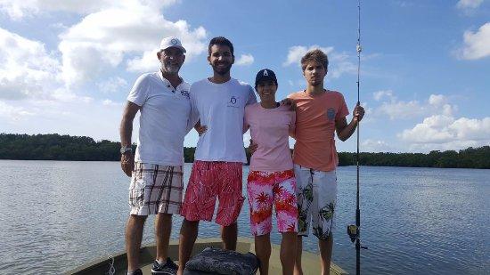 Everglades Backcountry Experience with Capt. Rodney Raffield : Excelente passeio com a familia!