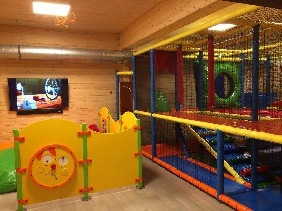 Nouvel espace intérieur pour enfants - Photo de Brasserie des Fagnes ...