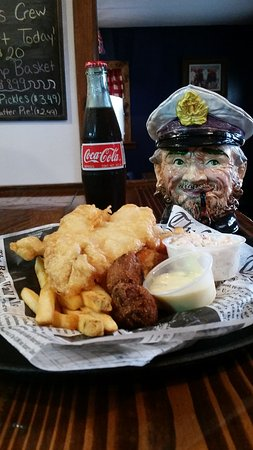Lamar, MO: Fish and Chips