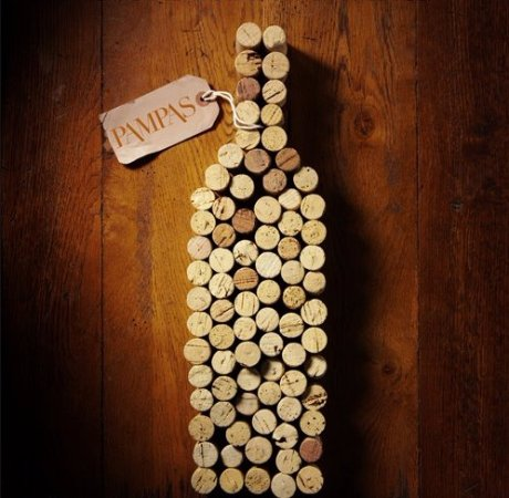 Pampas: Come try our award-winning wine list!