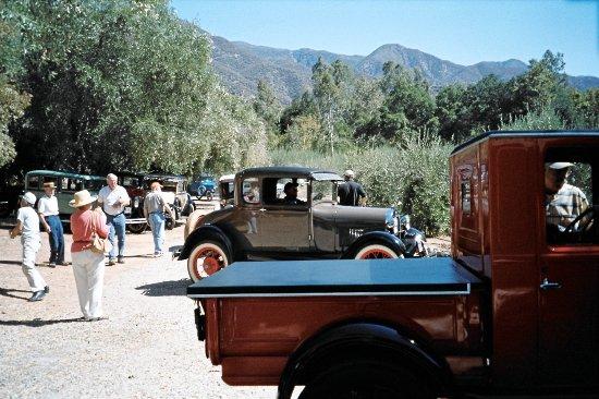 Ojai, Kalifornia: Classic car day tours