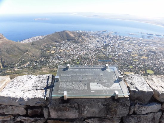 Hike Table Mountain: View from the top!