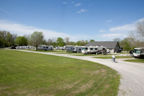 Cotter, AR: Denton Ferry RV Park