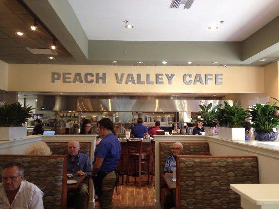 Peach Valley Cafe Menu Ormond Beach Fl