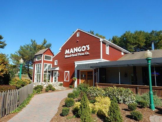 Mango S Wood Fired Pizza