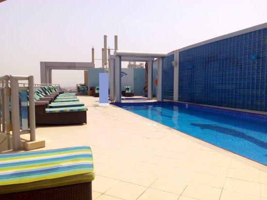 Holiday Inn Al Barsha - Dubai. Great Short getaway Destination