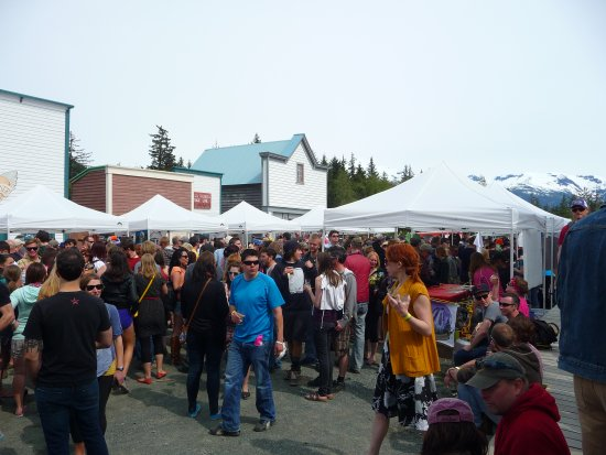 Haines, AK: Annual Craft Beer & Home Brew Festival