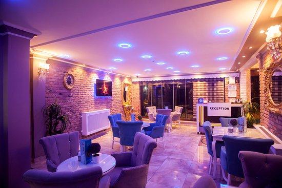 Hurriyet Hotel: loby