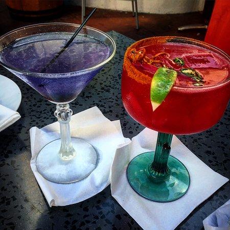 Bar Gitano: cocktails
