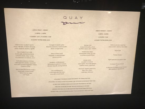 Quay Restaurant: photo0.jpg