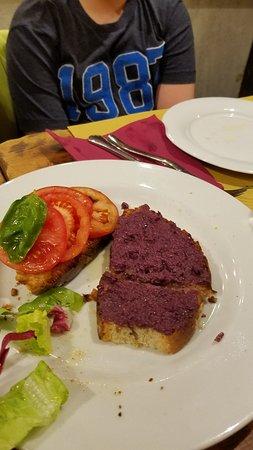 Da Brunello Restaurant: Bruschetas