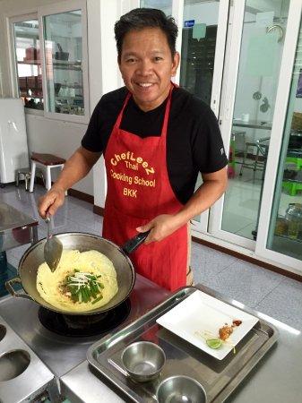 Chef LeeZ Thai Cooking Class : making my favorite Thai menu the proper way 03/09/2017