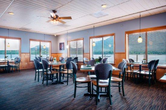 Rodeway Inn Edgewater: Oceanview Dining