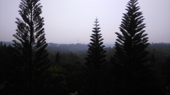 Laurel, Philippines: View from the room