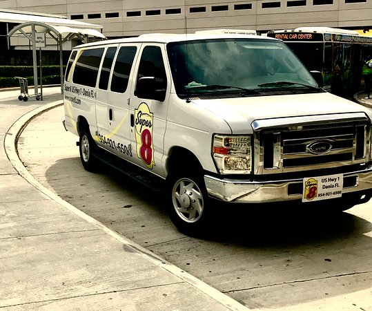 Super Shuttle South Beach To Fort Lauderdale Airport