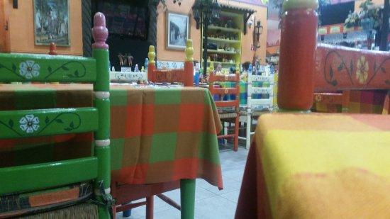 Hotel Posada Santa Bertha: Restaurante del hotel