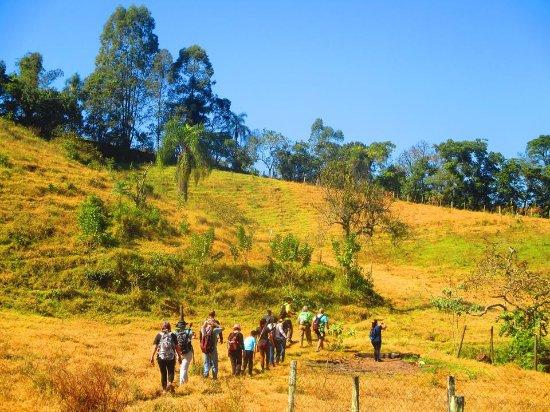 Foto do evento realizado na região rural da cidade de Jundiaí - Creditos Antônio Marcos