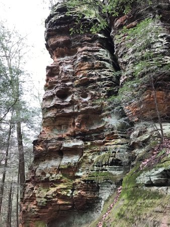 Logan, OH: Cantwell Cliffs