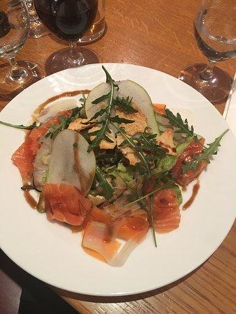 Au Zaganin- Montmarte: Fotos do meu jantar neste restaurante maravilhoso!!!