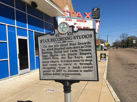 Stax Museum of American Soul Music: Many of the great exhibits inside one of the best music museums I have ever been to and I have b
