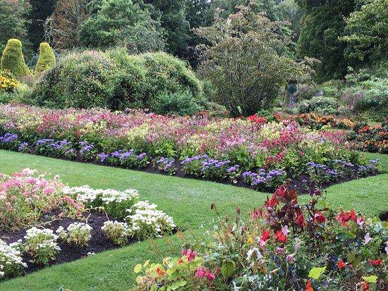 Nairn, UK: Cawdor gardens in August