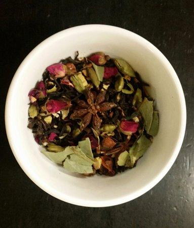 Nimbin, Australia: Chai mix in a bowl