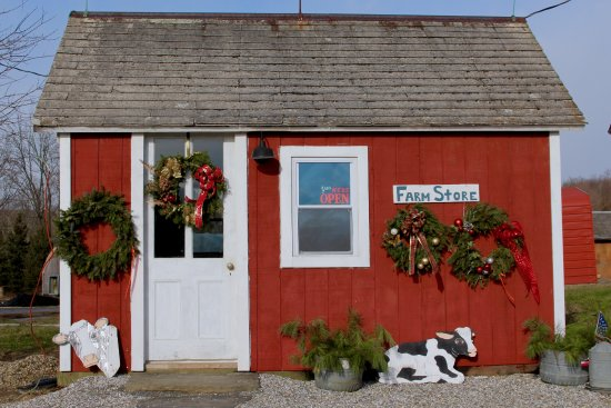 Dover Plains, Estado de Nueva York: Brookby Farm Store in Hudson Valley, NY