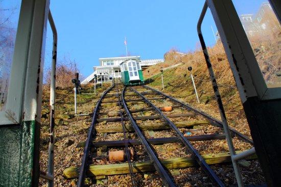 Dubuque, IA: hill is very steep!