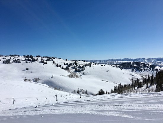 Eden, UT: Powder Mountain