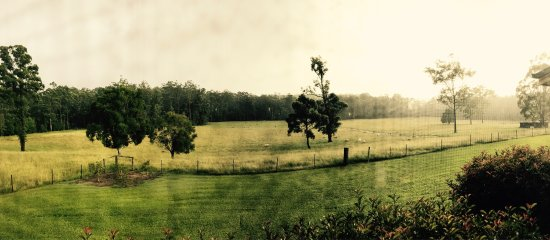 Mororo, Australie : View from the bedroom