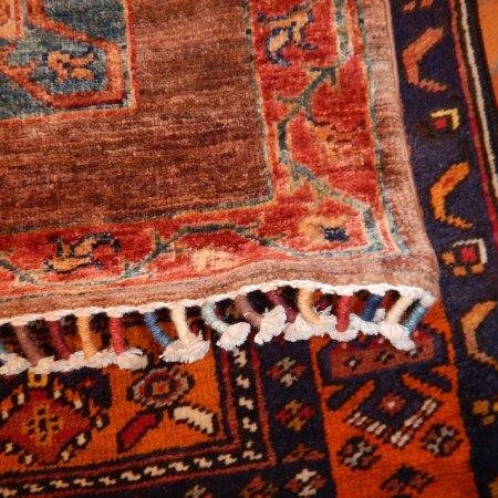 Sultan Carpet: Beautiful detail
