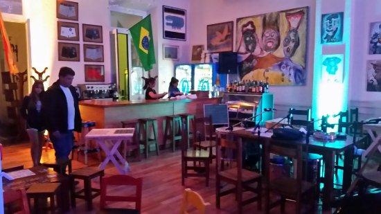 Goya, Argentina: Café BARcelona, la vida nos sonríe devolvamos la sonrisa 😁
