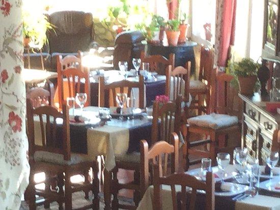 El Gastor, إسبانيا: Restaurant