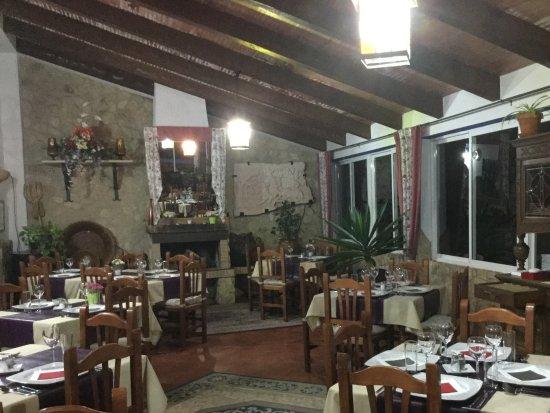 El Gastor, España: Nieuw interieur