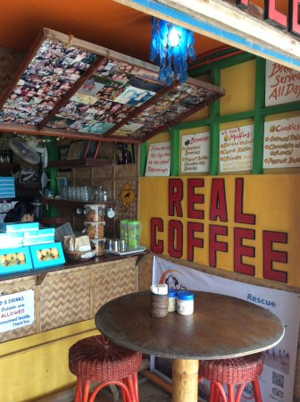 Real Coffee & Tea Cafe : Original Boracay Calamanci Muffin pick up point