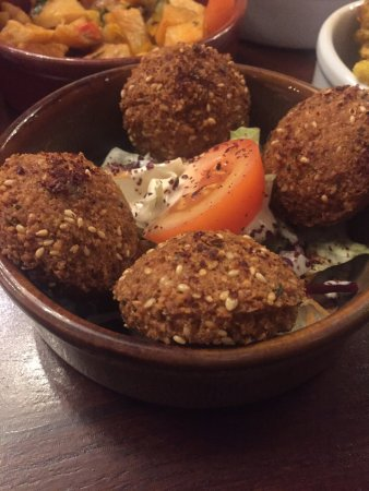 Eynsham, UK: Byblos restaurant