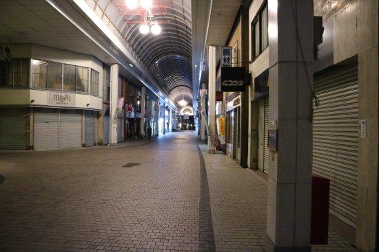 Tenjimbashi Shopping Street