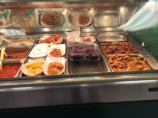 Natchitoches, LA: So many tasty choices