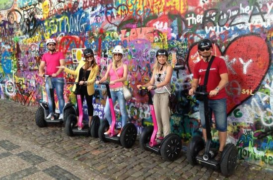 Grand Tour di Praga in Segway ed