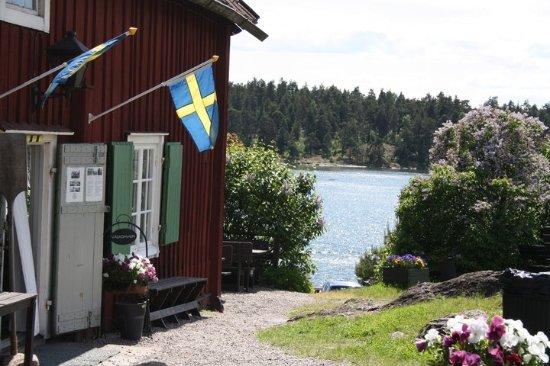 Oxelosund, Sweden: Utsikten