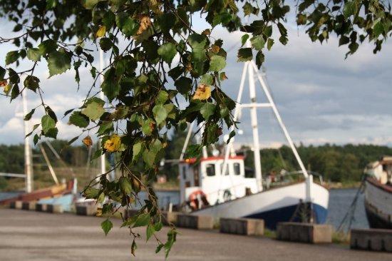 Oxelosund, Suecia: Kajen