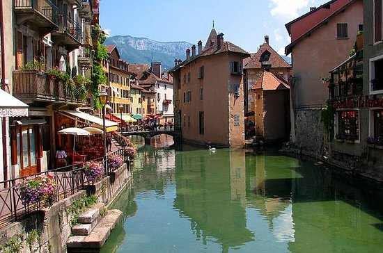Annecy Half-Day Independent Tour from...