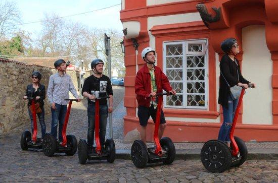 Prague Segway Tour Around Monastic Breweries