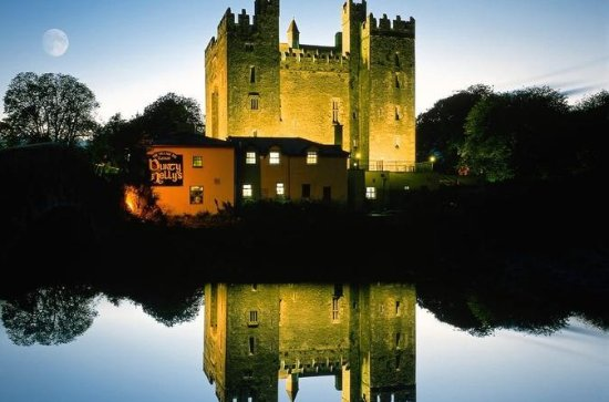 Bunratty Castle and Folk Park...