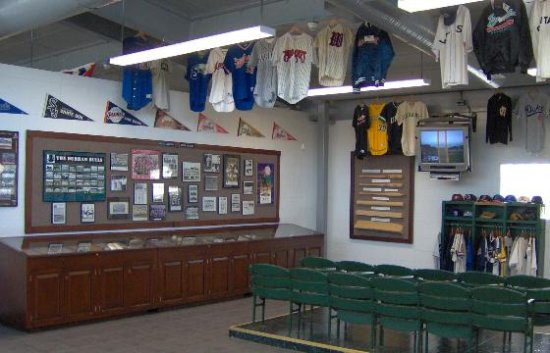 Wilson, NC: North Carolina Baseball Museum