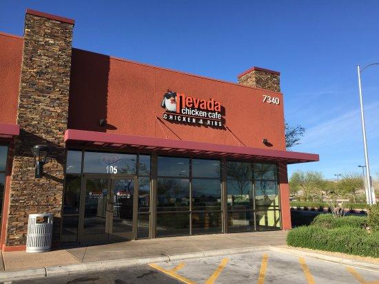 Nevada Chicken Cafe Reviews