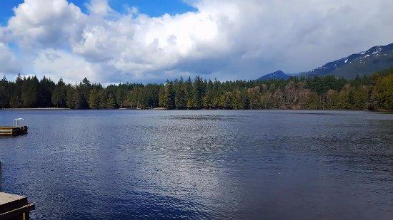 Alice Lake Provincial Park: Alice lake